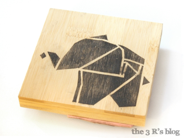 Handcut Rubber Stamp Tutorial by the3R'sblog
