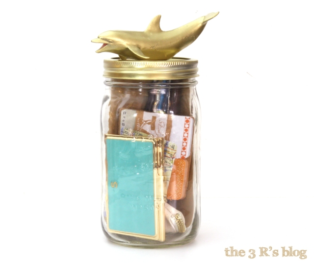Mason Jar Gifts by the 3 R's blog